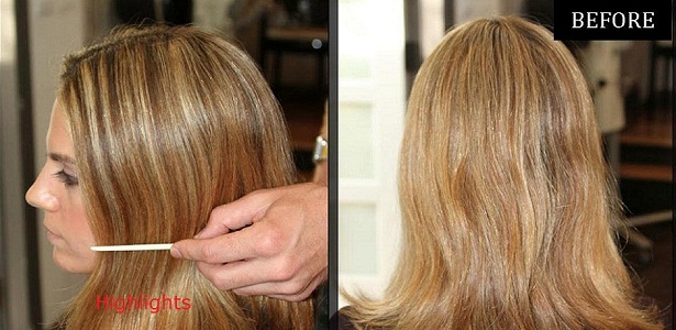 partial or full highlights partial highlights are generally used to ...